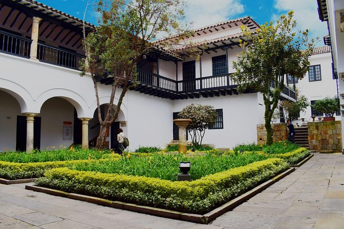 Casa la Moneda Admission Ticket and Private Guided Tour