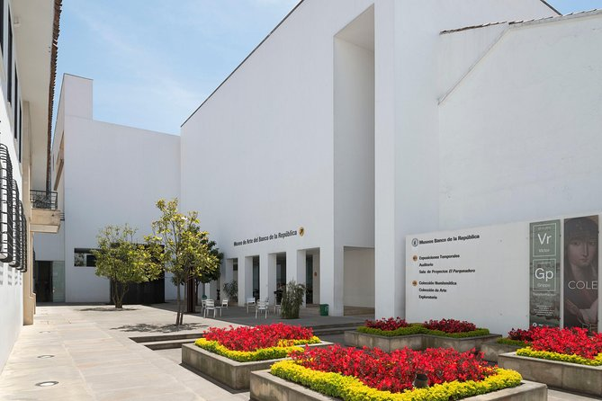 Museo De Arte Miguel Urrutia Admission Ticket and Private Guided Tour