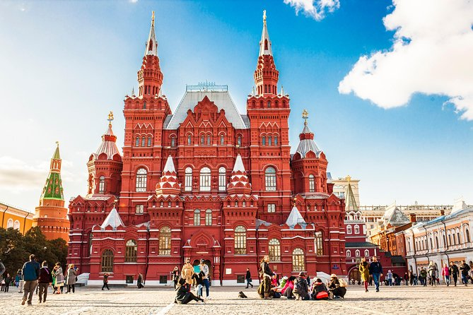 Listen to the Heartbeat of Moscow