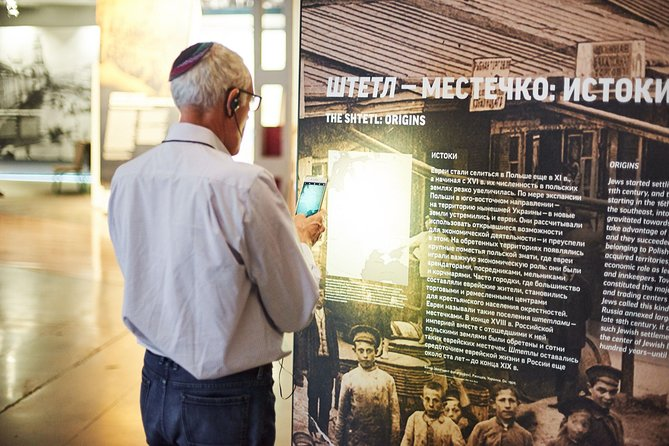 Jewish Moscow 4-hour tour