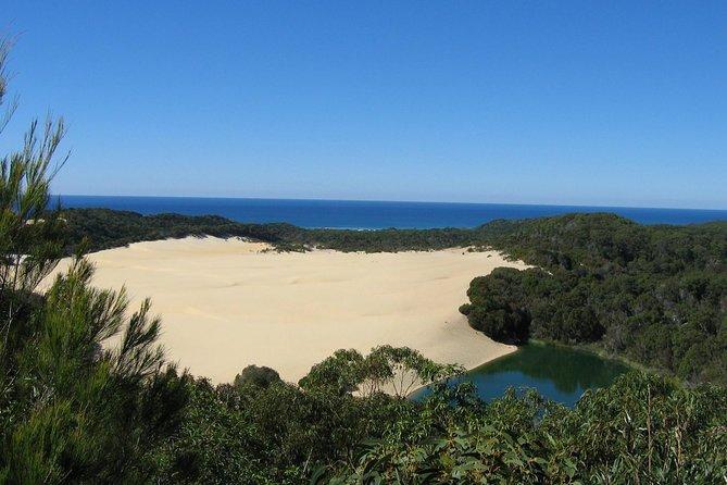 3-tägige Fraser Island-Tour zu Fuß und im Geländewagen ab Hervey Bay