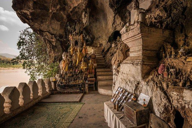 Pak Ou Caves Day Excursion