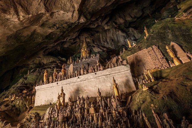 Pak Ou Caves Interior