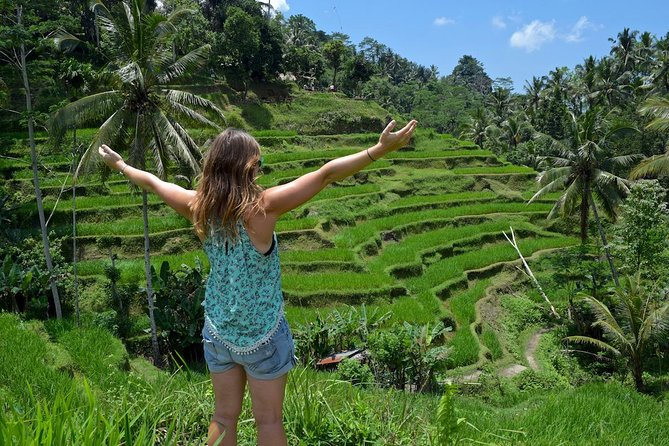 Breath-Taking Ubud Rice Terrace Trekking Tours