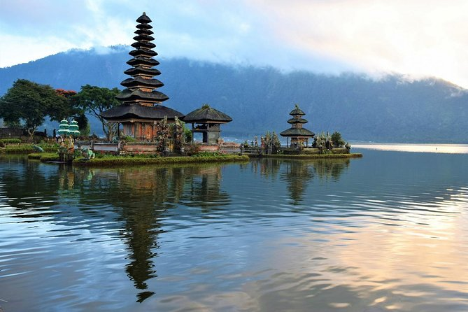 Full Day Water Temples Tour and UNESCO Rice Terraces