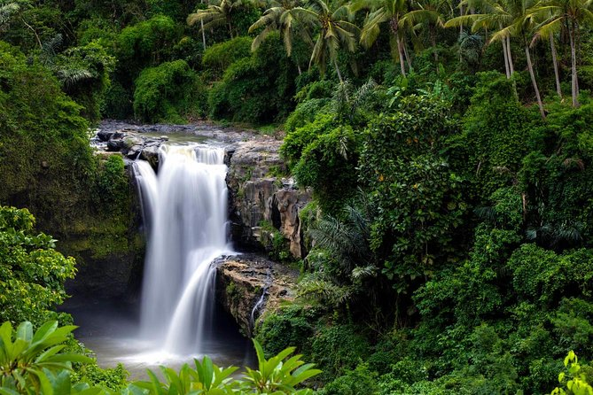 Ubud Cultural Day Tour And Tegenungan Waterfall