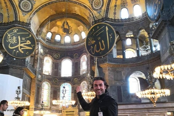 Private Layover Tour from Istanbul Airport & Hotels