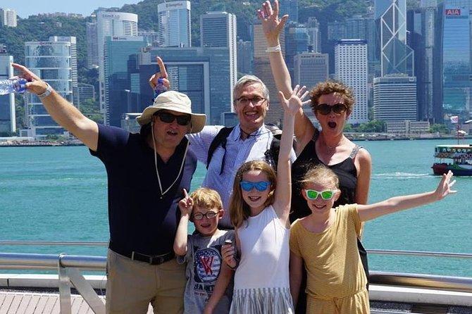 Tour privado de Hong Kong - Primeros cronometradores