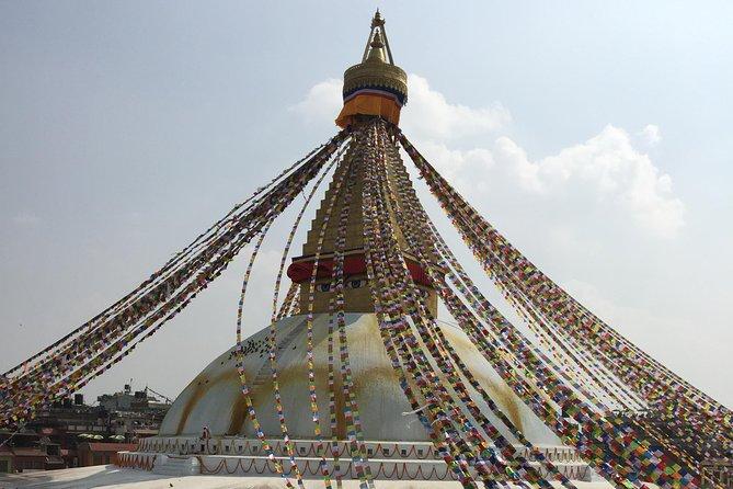Kathmandu Valley Sightseeing Day Tour