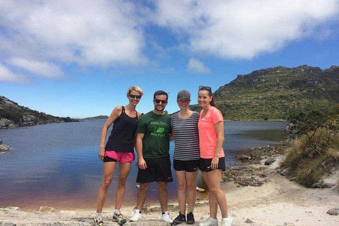 Table Mountain: Skeleton Gorge to Cable Way Full Day Hike