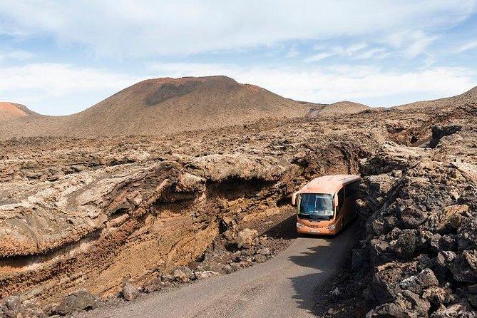 Lanzarote North Tour with Jameos del Agua Entrance