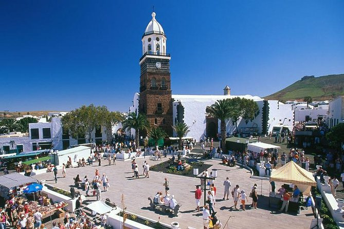 Lanzarote Teguise Market Shopping Excursion