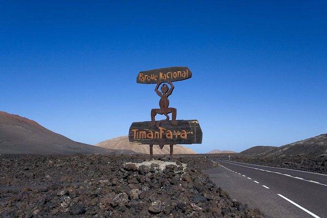 Lanzarote Timanfaya Volcano Tour