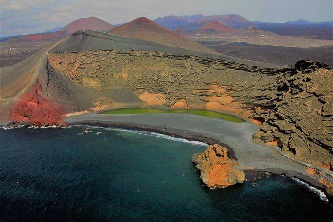 Lanzarote Special excursion with water bus and manrique foundation