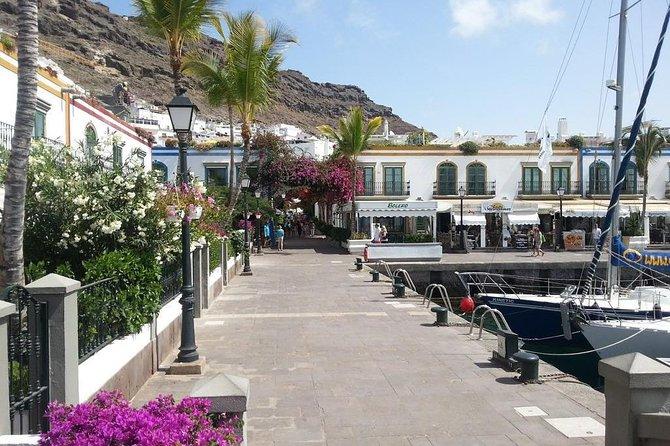 Gran canaria shoppig day in puerto mogan