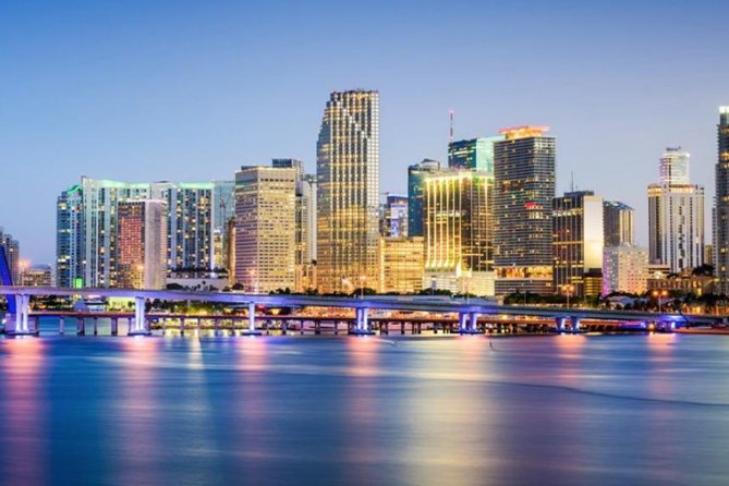 Private Tour: Miami Nighttime Sightseeing
