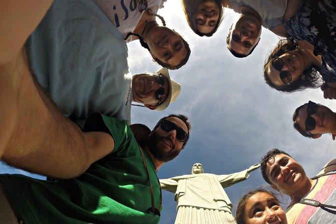 City Tour Rio de Janeiro -Essential- Christ Redeemer and Sugar Loaf with Lunch