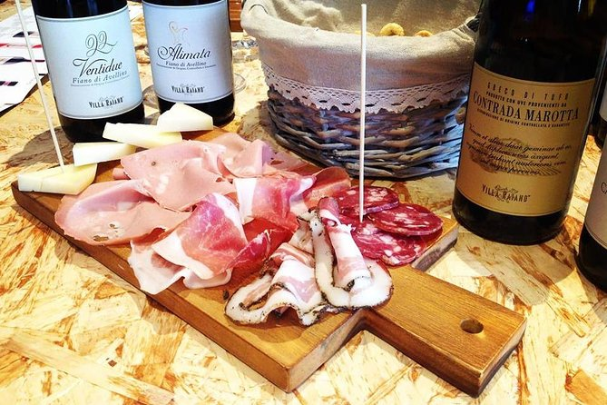 Private Irpinia Gourmet Tour with Sommelier from Naples