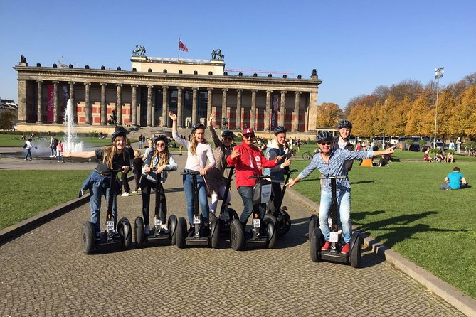 3 Hours Segway Discovery Tour Berlin
