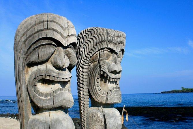 Kona Shore Excursion: Kona Historical Coast and Culture Tour with Coffee Plantation