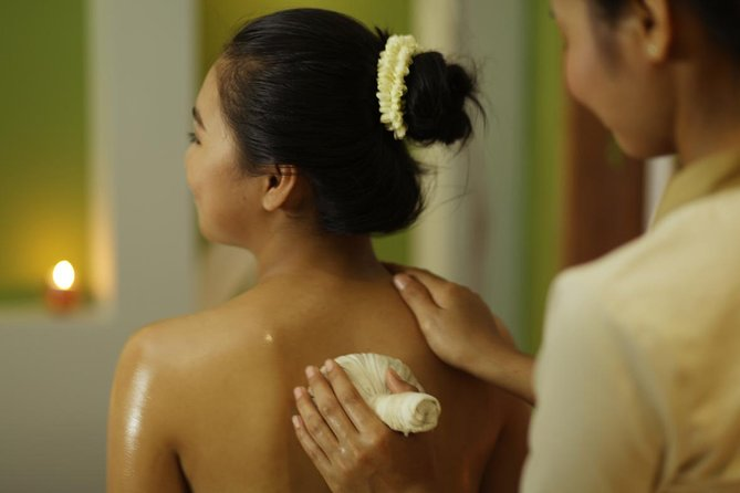 Hot Herbal Compress Massage by DEVATARA SPA