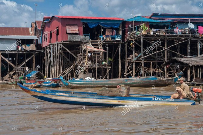 Kompong Phluk Floating Village Private Half-Day Tour