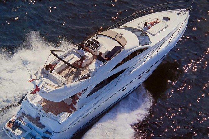 Barcelona's ultimate Luxury Yacht experience