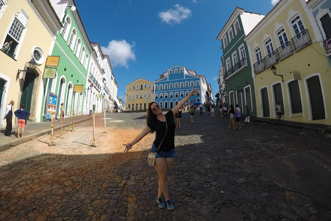 One day in Salvador