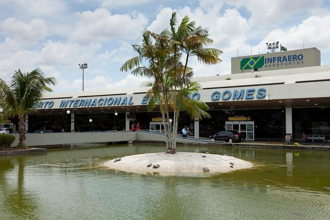 Private Transfer: Manaus To International Airport - MAO - Eduardo Gomes