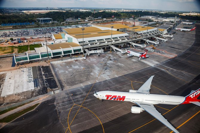 Private Round Trip Transfer: Manaus Airport - MAO - To and From Manaus