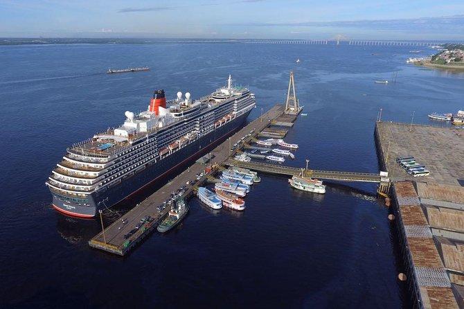 Private Transfer Manaus Cruise Port to MAO Eduardo Gomes International Airport