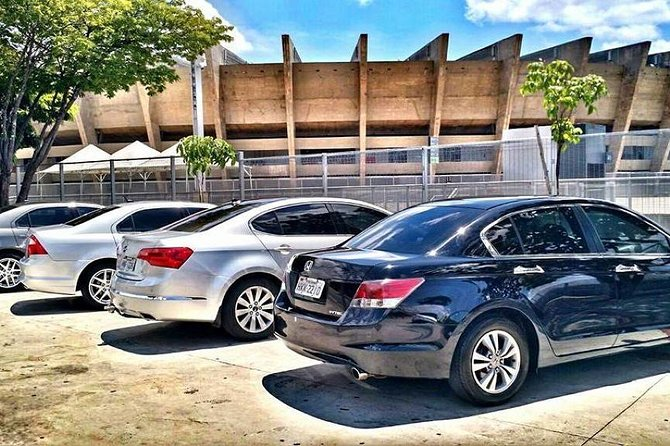 Private Transfer:Greater Belo Horizonte Region to CFN International Airport