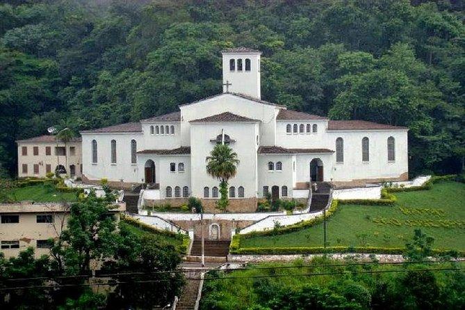 Private Transfer: Belo Horizonte CNF International Airport to João Monlevade