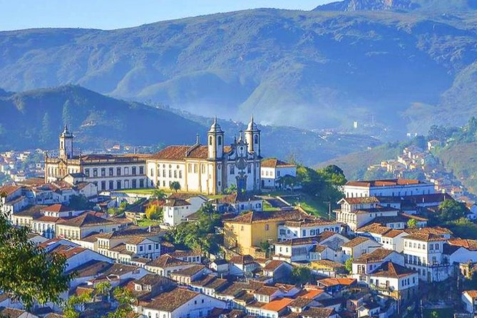 Private Transfer: Belo Horizonte CNF International Airport to Ouro Preto