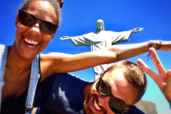 Rio de Janeiro Best Highlights tour! Christ the Redeemer and Sugar Loaf Mountain