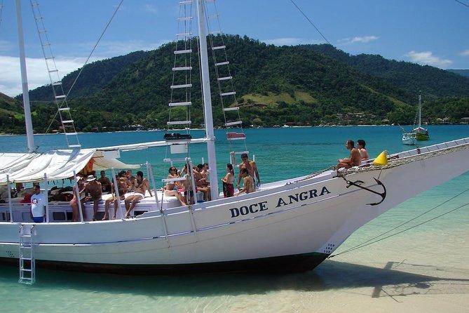 Low Cost Full Day Angra dos Reis Schooner Cruise - Rio de Janeiro