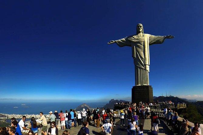 Rio de Janeiro's Best: Christ the Redeemer and Sugar Loaf Mountain Tour