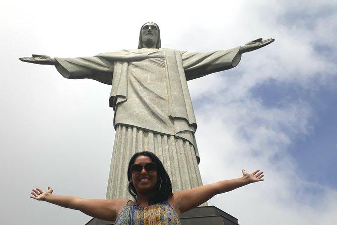 Rio de Janeiro City Tour with visit to Christ the Redeemer