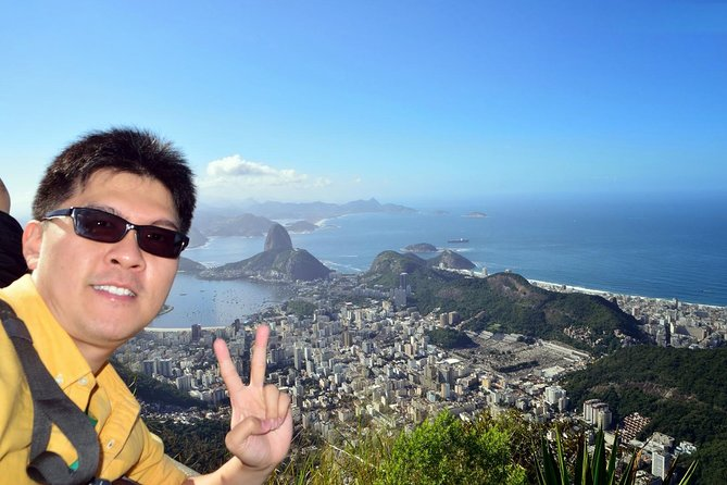 Low Cost GIG airport to Rio de Janeiro Roundtrip Transfer & Full day in Rio Tour
