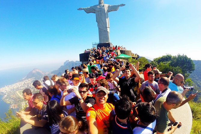 Tour Privado: Um Dia no Rio de Janeiro