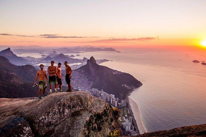 Pedra Da Gávea Hiking Tour in Rio de Janeiro