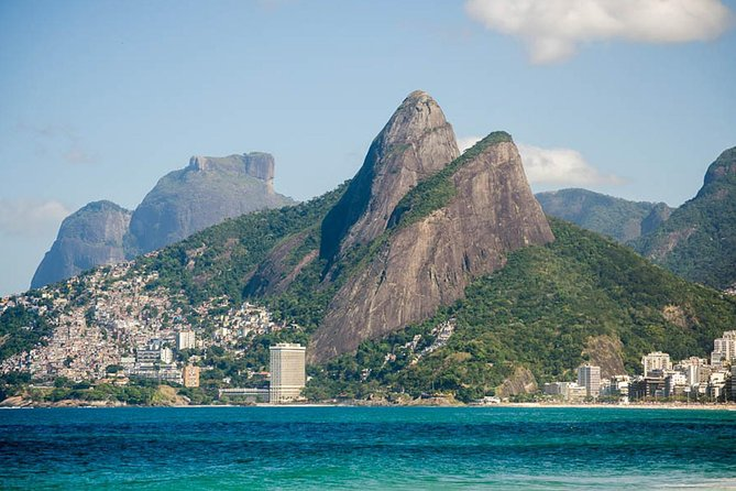 Two Brothers Hill Hiking in Rio de Janeiro