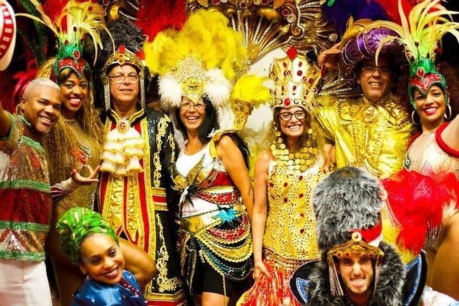Rio de Janeiro Cidade do Samba tour