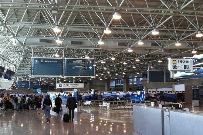 Private Transfer : Rio de janeiro and GIG airport Round Trip