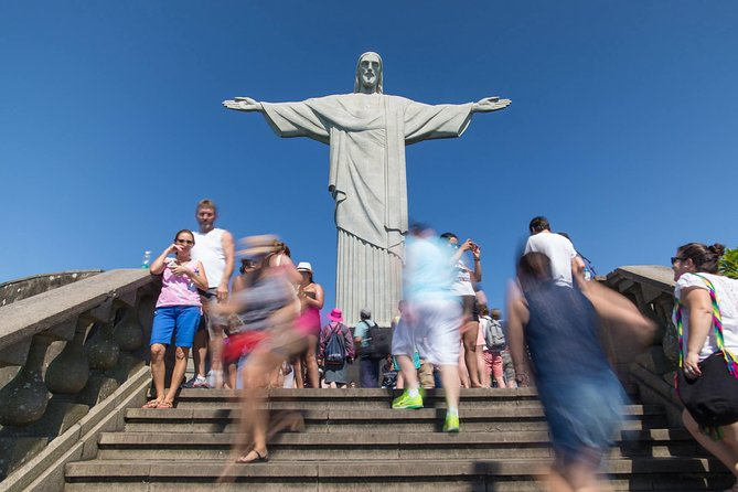 Full Day Tour To Sugar Loaf and Christ the Redeemer With Bbq Lunch