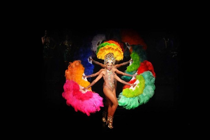 Pre or Post Cruise - Rio By Night: Dinner and Samba Show