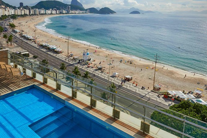 Shared Shuttle transfer From Rio de Janeiro to GIG Airport