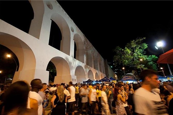 Walking Tour Lapa By Night Tour