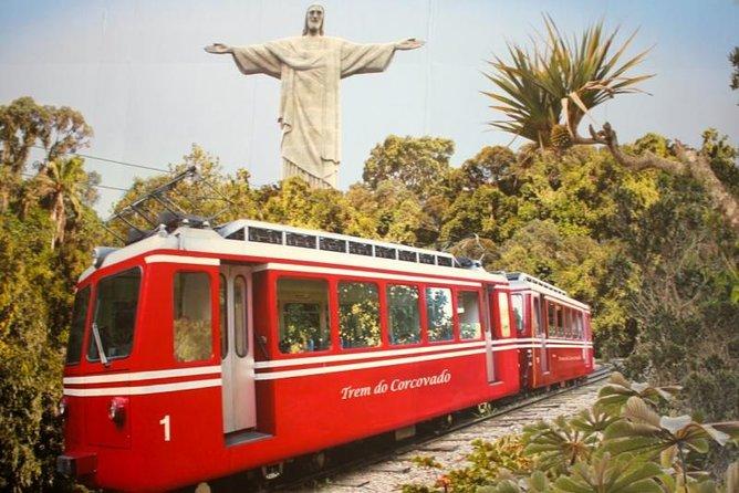 Rio de Janeiro: Corcovado and Christ the Redeemer Tour by Train