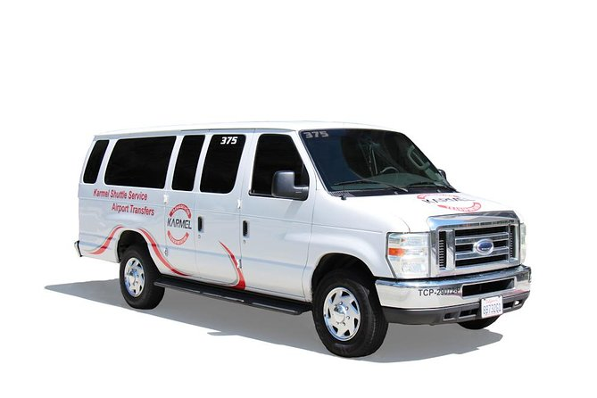 Shared Airport Arrival Transfer: John Wayne airport to Anaheim and Orange County